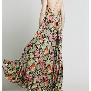 ISO!!! FP One Strappy Floral Maxi